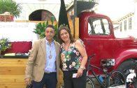 Pozoblanco vivió la procesión motorizada de San Cristobal