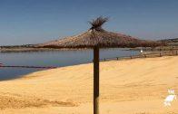 Todo listo para la inauguración de la playa de La Colada en El Viso