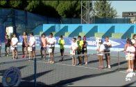 ¡Ya está en marcha el Europeo Sub 12 de Tenis en el Polideportivo Municipal!
