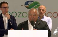 El Ayuntamiento recibió a Pedro Muñoz, presidente del Torneo ATP de El Espinar