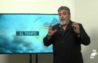 El Tiempo con Antonio Arevalo: 13 de agosto de 2018