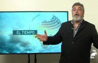 El Tiempo con Antonio Arevalo: 14 de agosto de 2018