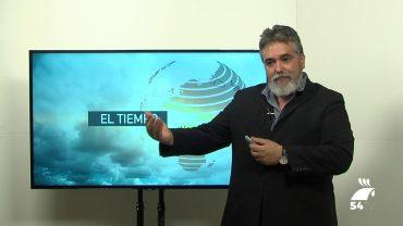 El Tiempo con Antonio Arevalo: 17 de agosto de 2018