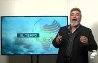 El Tiempo con Antonio Arevalo: 3 de agosto de 2018