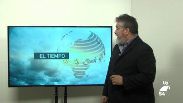 El Tiempo con Antonio Arevalo: 9 de agosto de 2018