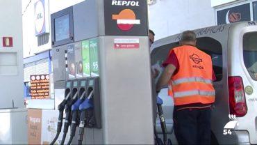 España sufre una tercera semana de subida de los carburantes
