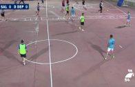 Final de Fútbol Sala en el Oratorio Salesiano 2018