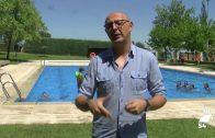 Pedro García valora la temporada de verano en las piscinas de Pozoblanco