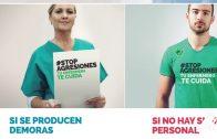 Satse relanza su campaña #StopAgresiones