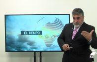 El Tiempo con Antonio Arevalo: 25 de octubre de 2018