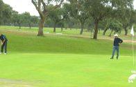 Pozoblanco continúa disfrutando del mejor golf profesional durante el fin de semana