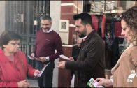 Ciudadanos reparte publicidad electoral en Pozoblanco y Villanueva