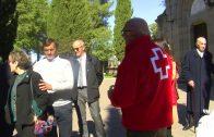 Cruz Roja celebró su tradicional cuestación del Día de Todos Los Santos