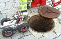 El Ayuntamiento realiza un estudio del alcantarillado de la zona centro de Pozoblanco
