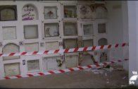 El Ayuntamiento trabaja para recuperar la galería de San Gabriel de nuestro cementerio