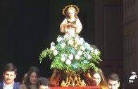 El Colegio de la Inmaculada celebró a la Niña María