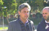 El PP realiza un reparto electoral en el Mercadillo de Pozoblanco