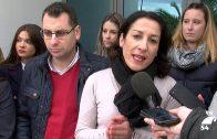 Paseo electoral del PSOE por las calles de Pozoblanco