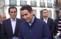 Teodoro García visitó la comarca de Los Pedroches