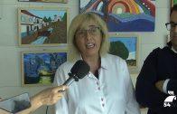 Afemvap inaugura una exposición en el Hospital Valle de Los Pedroches