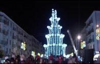 El alumbrado navideño ya ilumina las noches de Pozoblanco