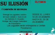 Lanzan la campaña 'Un juguete su ilusión. Primero, los últimos'