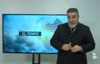 El Tiempo con Antonio Arevalo: 17 de enero de 2019