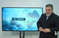 El Tiempo con Antonio Arevalo: 24 de enero de 2019