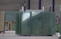 Cristalería Encinas cuenta con una de las pocas plantas con templado de vidrios de última tecnología