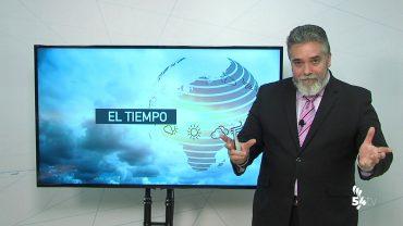 El Tiempo con Antonio Arevalo: 14 de febrero de 2019