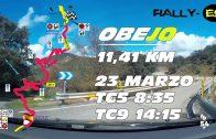 Especial Deportes: Presentación de los tramos del Rallye Sierra Morena