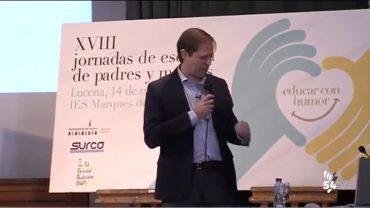 Servicios Sociales lanza invitaciones para acudir a la conferencia de Luis Gutiérrez