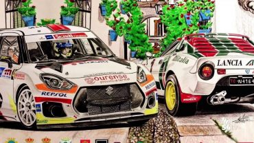Ya conocemos el recorrido del Rallye Sierra Morena