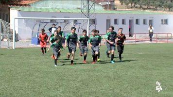 El Alevín C de la Escuela Fútbol Base Pozoblanco se proclamó Campeón de Liga