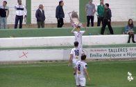 Importante victoria del CD Pozoblanco ante la UD Roteña