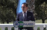 Santiago Cabello presentó su candidatura a la alcaldía de Pozoblanco