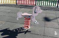 Urbanismo concluye la reforma del parque infantil de El Torilejo