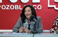Rafi Crespín visitó la sede del PSOE de Pozoblanco