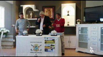El Campo de Golf acogió el Trofeo Industrias Pecuarias