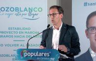 El PP presenta su candidatura para las Elecciones Municipales en Pozoblanco