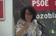 El PSOE realizó su acto de cierre de campaña en su sede en Pozoblanco
