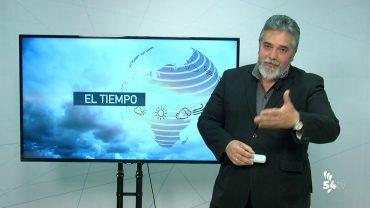 El Tiempo con Antonio Arevalo: 20 de mayo de 2019