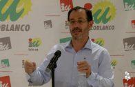 IU presentó su programa y su candidatura en la Casa de la Viga