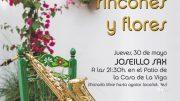 Joselillo Sax actúa en la iniciativa 'Música, rincones y flores' en Pozoblanco