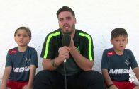 La Escuela Fútbol Base no puede con el Villanueva en Copa Prebenjamín