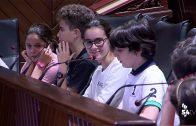 La infancia celebra el pleno infantil con propuestas para las diferentes concejalías