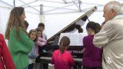 Los pianos vuelven a las calles de Pozoblanco un año más