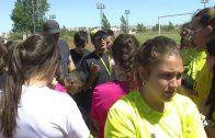Pozoblanco acoge la convivencia atlética entre institutos de Los Pedroches