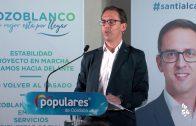 Santiago Cabello anuncia el programa de deportes del PP