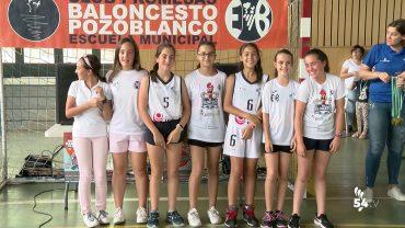 CLAUSURA CLUB PROMESAS BALONCESTO